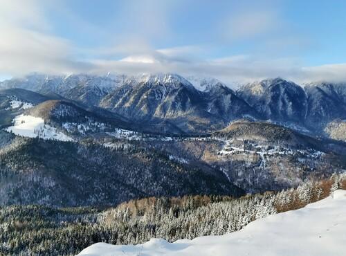 Voyage hivernal en Transylvanie