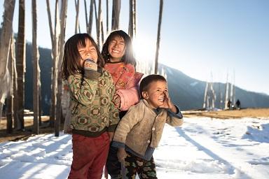 Le Bhoutan ...