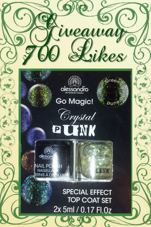 Concours 700 Likes Facebook