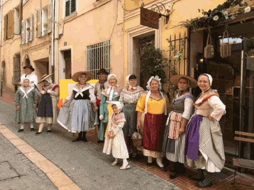 La fête de l'olivier