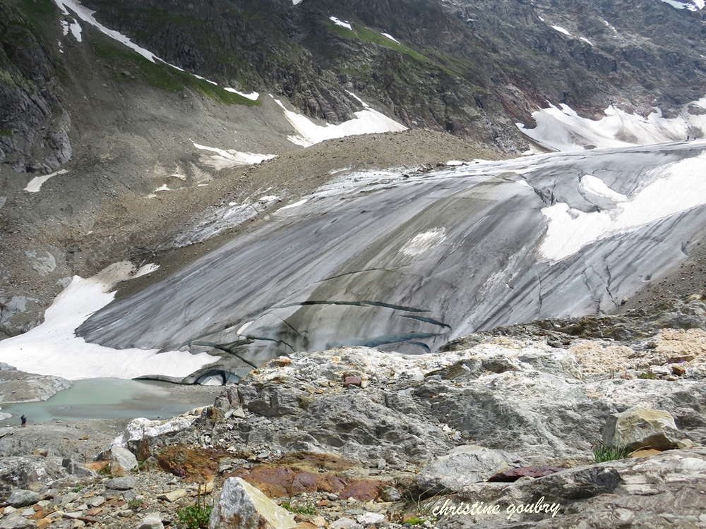Glacier Steingletscher