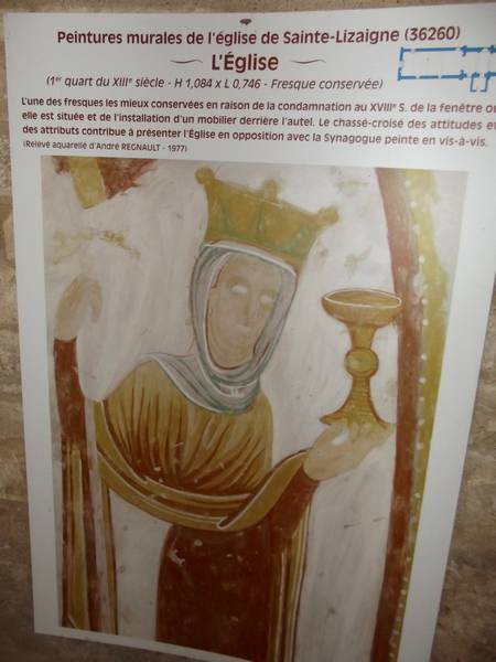 Eglise de Ste-Lizaigne42