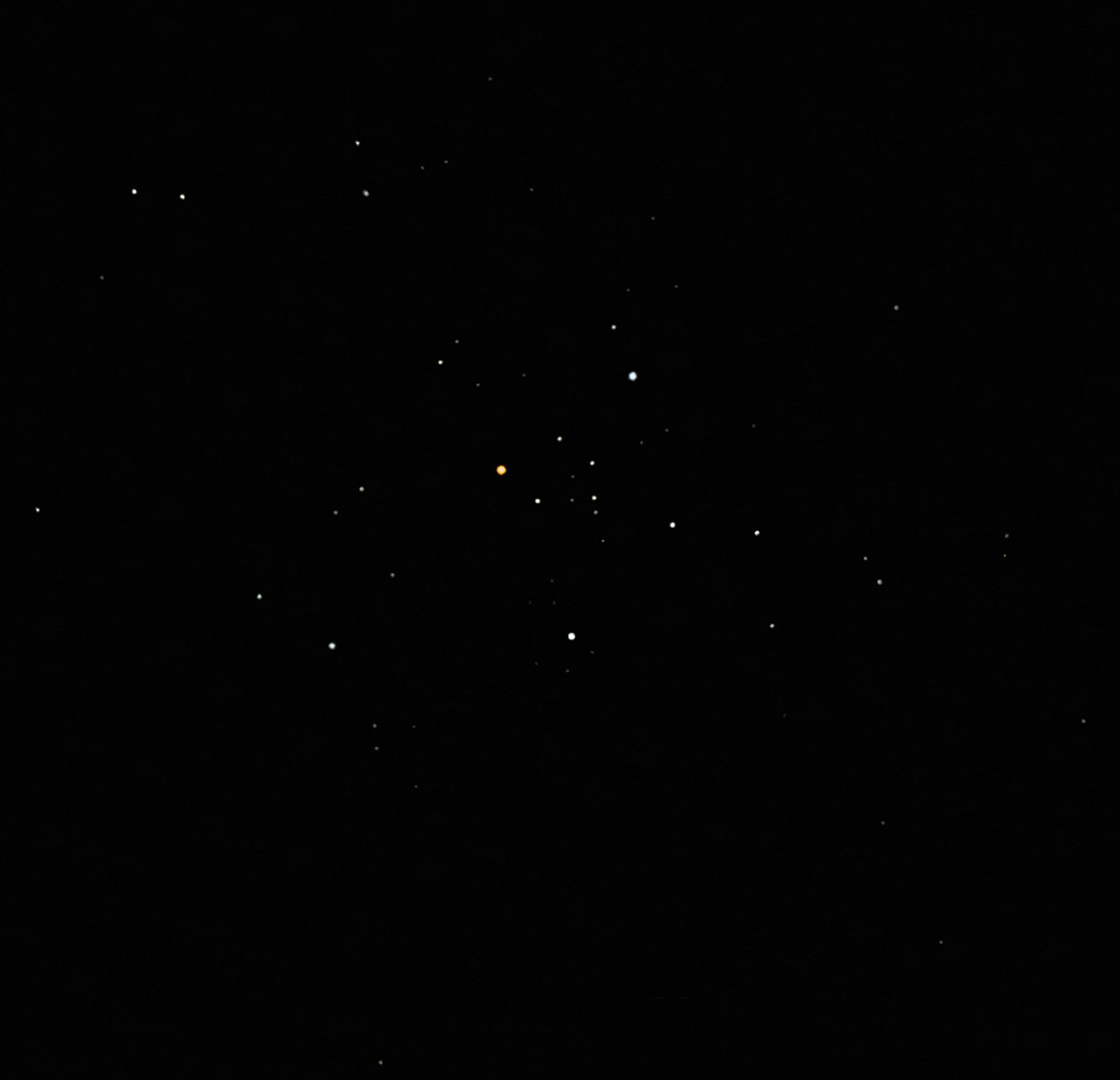Stephenson 1 open cluster