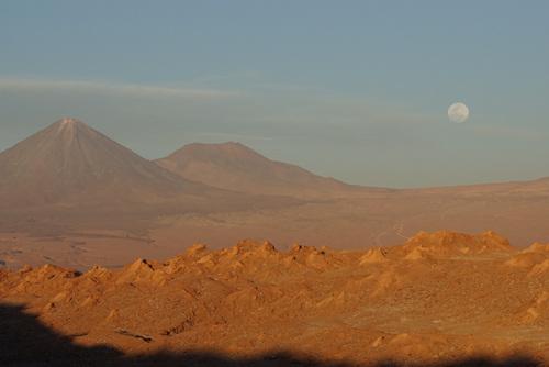 De Mars à la lune