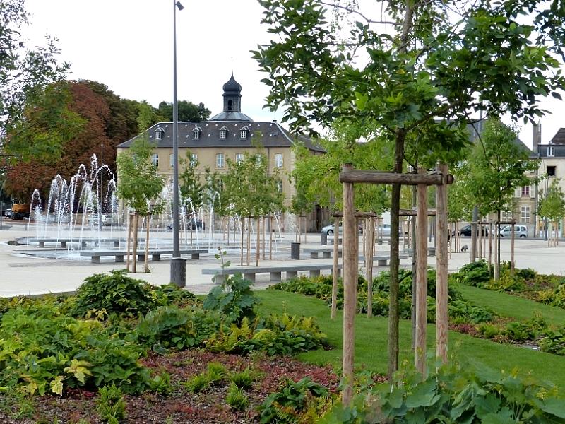 Metz / La brocante 2013 en Outre-Seille...