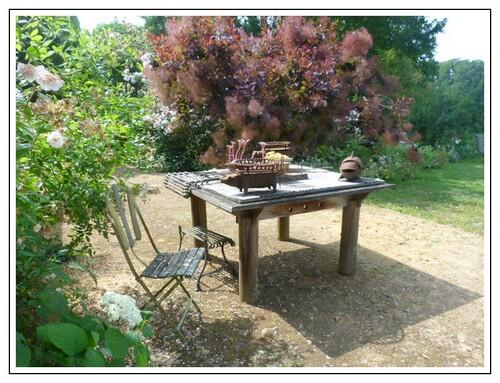 L'été au Jardin François