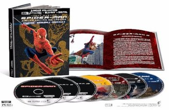 [UHD Blu-ray] Spider-Man 3