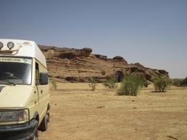 381 Mauritanie Sur la route de l'Espoir