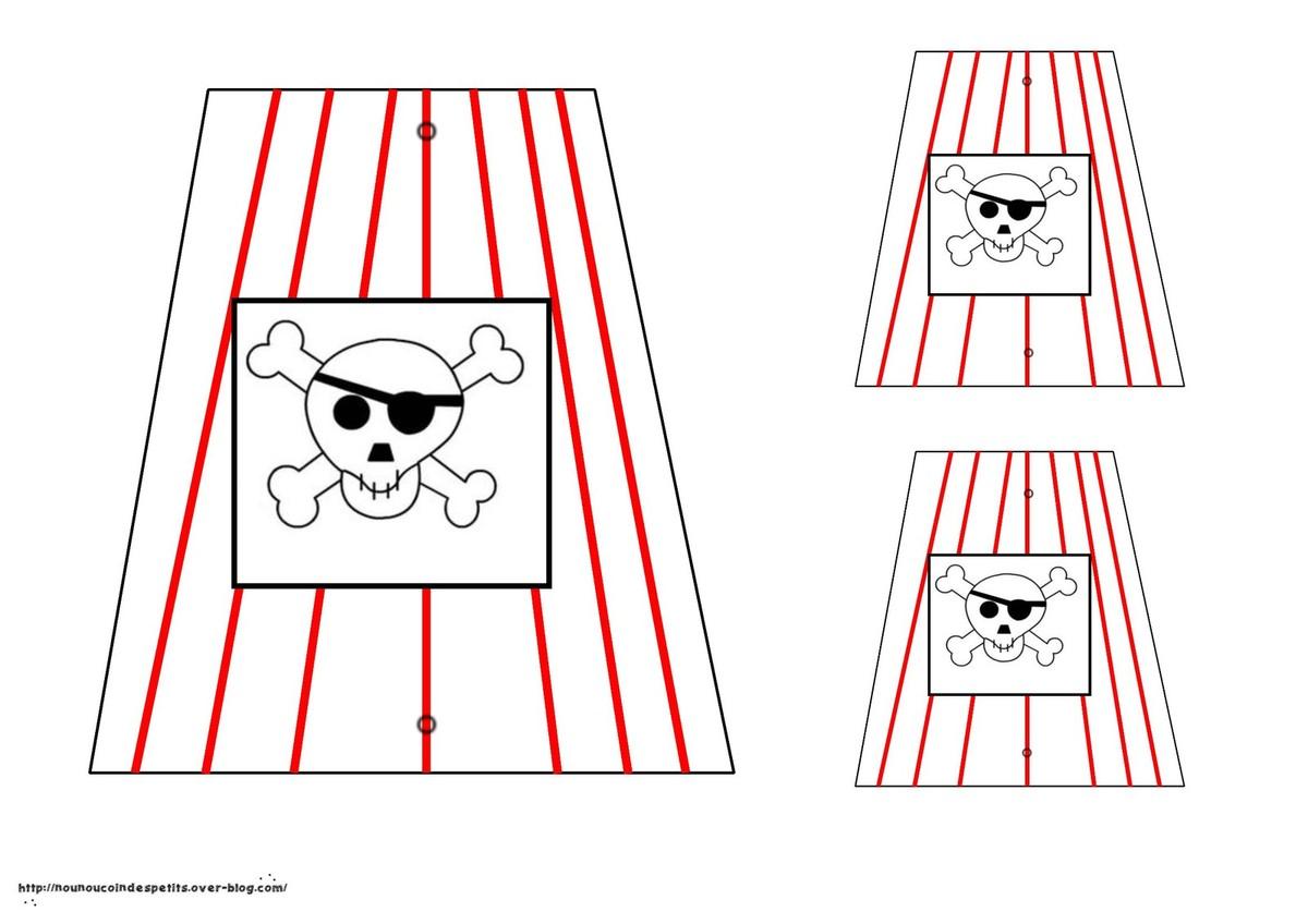Arts Visuels Le Bateau Pirate Chez Maliluno