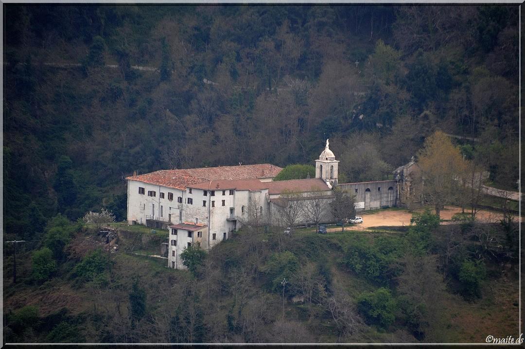 Couvent Saint-François - Vico - Corse (1) 11 avril 2014