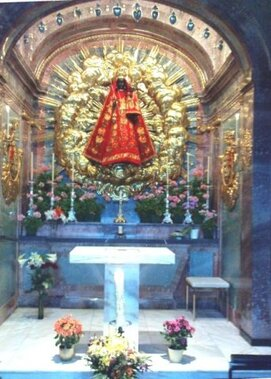 Einsiedeln : Notre-Dame des Ermites