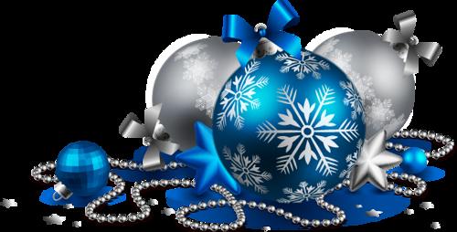 Boules de Noël Série 5