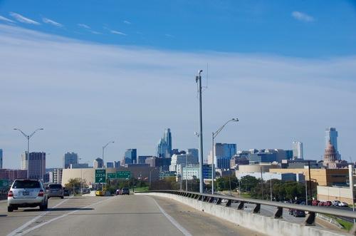 Jour 4 - Austin et la mission de San Antonio, Texas