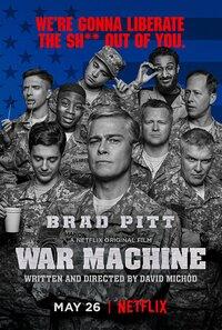 [Critique film] War Machine