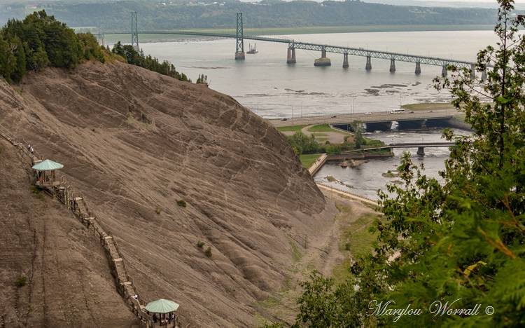 Québec : La Chute de Montmorency