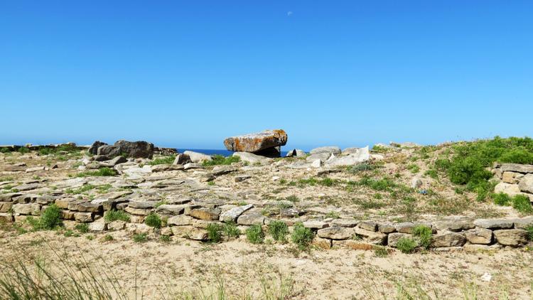 L'Arche de Port Blanc à Saint Pierre de Quiberon et autre
