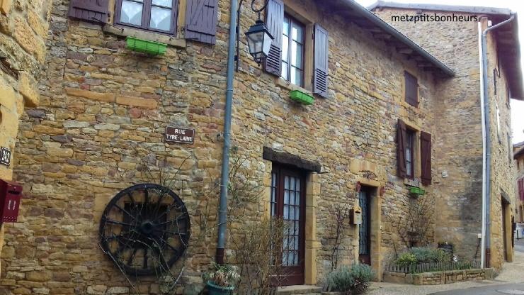 Le village de OINGT