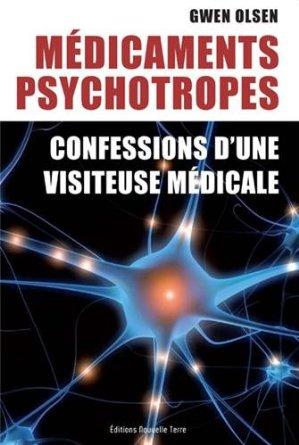 Médicaments psychotropes : confessions d'une visiteuse médicale