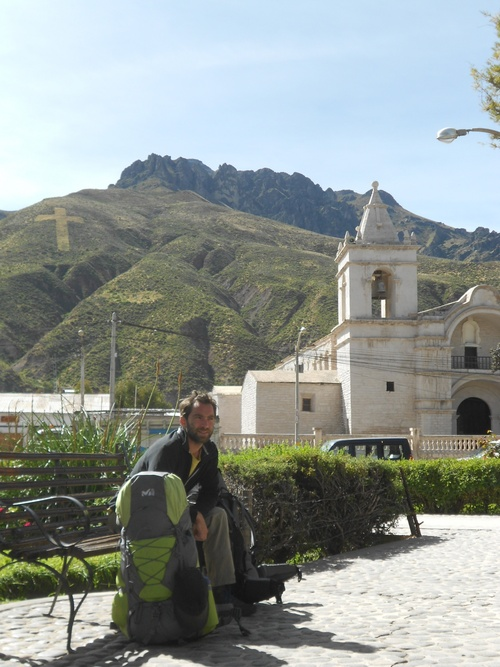 Arequipa et le Cañon del Colca