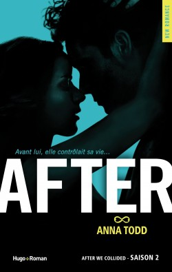 Couverture de After, Saison 2 : After we collided