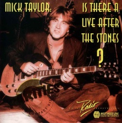 MICK TAYLOR - Is There A Live After The Rolling Stones ?