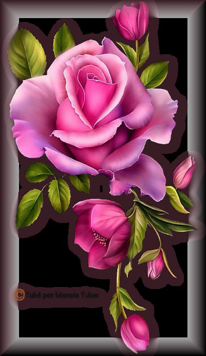 Tube fleurs 2933