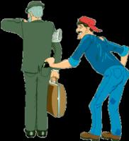 *** Pickpocket ***
