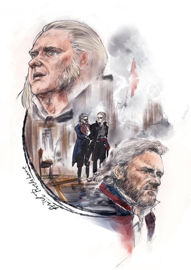 Valjean Colm Wilkinson / Javert Philippe Quest