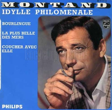Yves Montand, 1967