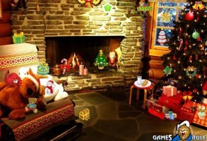 Christmas room - Hidden objects