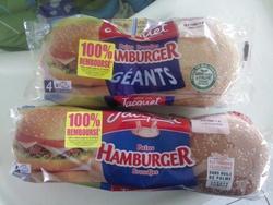 Les Hamburgers Jacquet 100% remboursés par virement