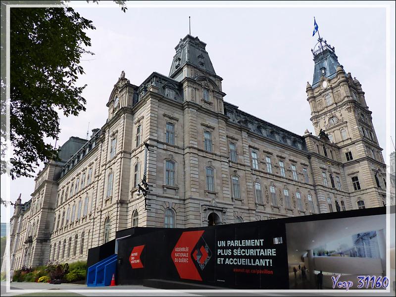 Le Parlement - Québec - Canada