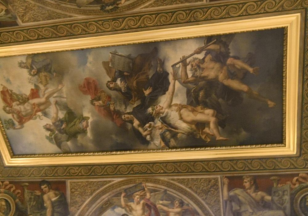 Quelques clichés du Louvre