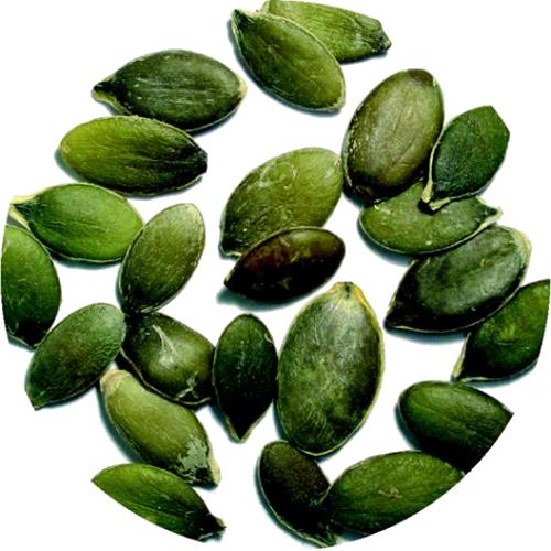 Ngondo (Gâteau de graines de courges)