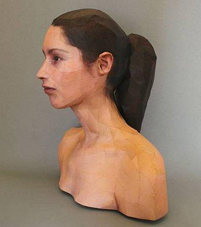 un-buste-de-femme-en-papier-3d 34241 w460