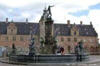 Hillerød-Frederiksborg-fontaine