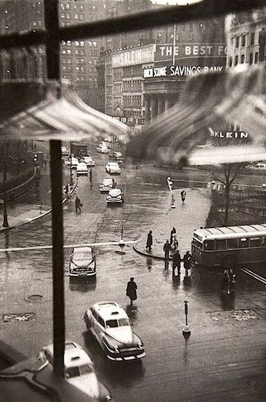 03 - Ambiance urbaine à New-York