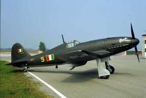 Fiat G.55 Centauro modèle I (Italie)