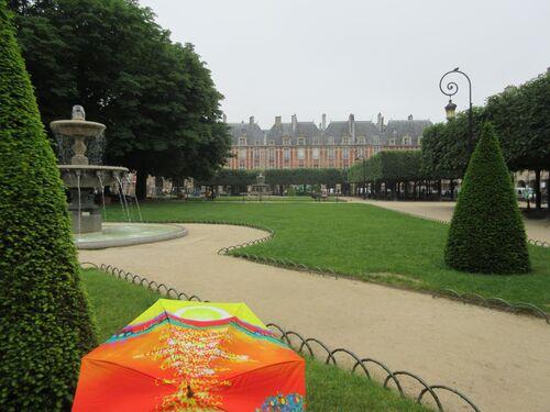 Parapluies à Paris - suite 1