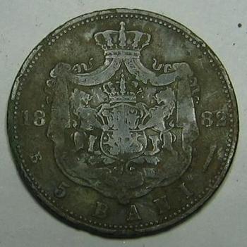 Détection du 14 décembre 2014 monnaie étrangère avers