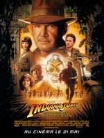 Indiana Jones et le Royaume du crâne de cristal affiche