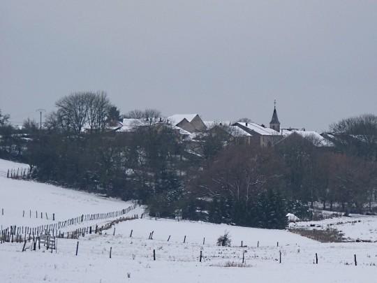 HIver en Moselle 14 27 01 2010