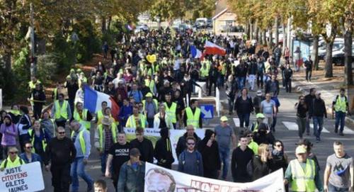 ACTE L, des Gilets jaunes, la protestation s'étend aux agriculteurs
