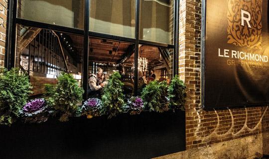 Restaurant:  Le Richmond