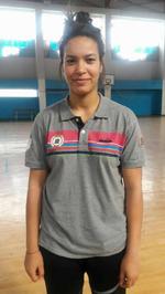 2017 à Hammamet Coupe Arabe avec Jouini la Tunisienne