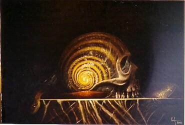 . Huiles. 1990-1995
