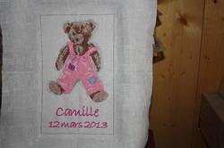 Un cadeau pour Camille