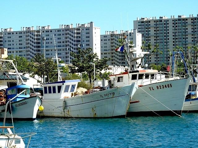 Le port de pêche de Toulon 9 Marc de Metz 2012