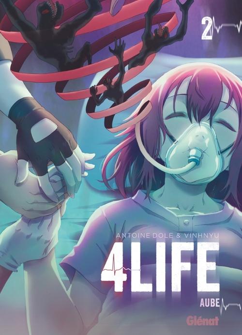 4life - Tome 02 - Antoine Dole & Vinhnyu