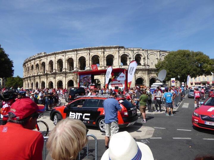 ANNE . L :sécurité à Nîmes